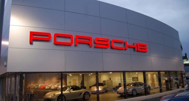 Placas de ACM Porsche