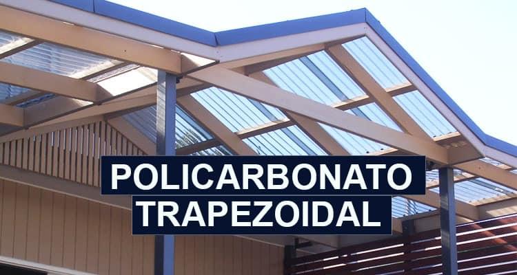 Telhas de policarbonato trapezoidal, economia e agilidade aos projetos