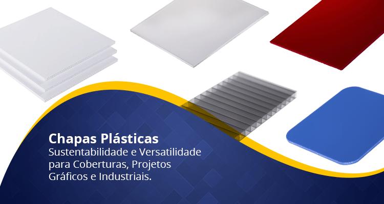 Chapas Plásticas – Sustentabilidade e Versatilidade para Coberturas, Projetos Gráficos e Industriais.