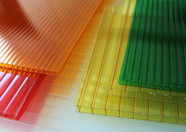 telhas de policarbonato