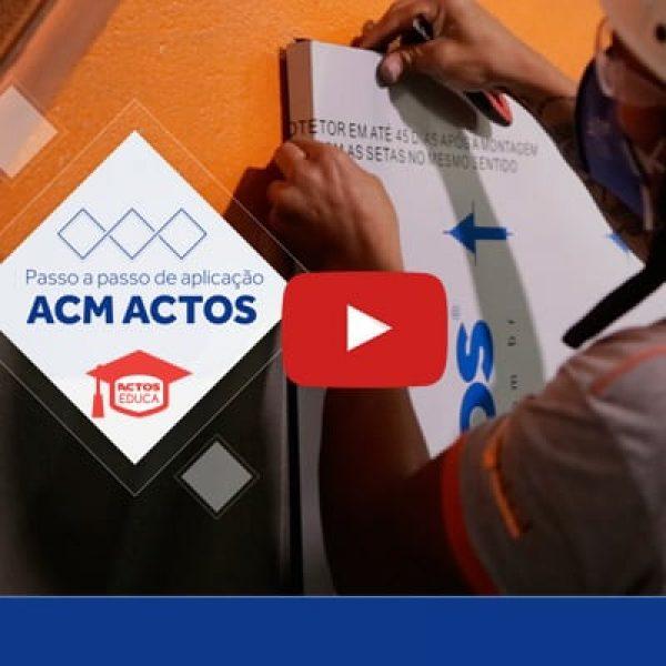 Instalação de ACM